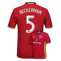 Men's adidas Real Salt Lake Kyle Beckerman Jersey