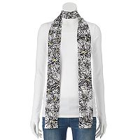 REED Sunflower Skinny Scarf