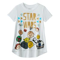 Disney's Tsum Tsum Star Wars Girls 7-16 Glitter Graphic Tee by Freeze