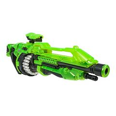 World Tech Toys Glow-in-the-Dark Warrior Prime Motorized Dart Blaster