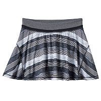 Girls 7-16 & Plus Size SO® Contrast Stitching Skort