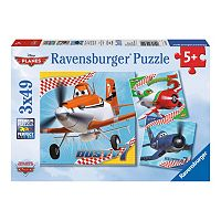 Disney's Planes Dusty & Friends Puzzles by Ravensburger