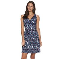 Women's Woolrich On The Way Printed Empire Dress