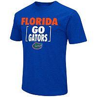 Men's Campus Heritage Florida Gators War Cry Brackets Tee