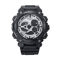 Wrist Armor Men's Military United States Marine Corps C40 Analog-Digital Watch