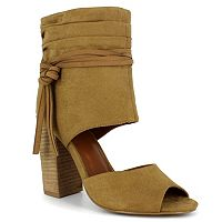 Dolce by Mojo Moxy Desperado Women's High Heel Sandals