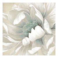 Winter Blooms II Canvas Wall Art