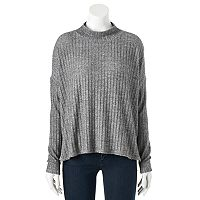 Women's Juicy Couture Ribbed Mockneck Sweater