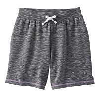 Girls 7-16 & Plus Size SO® Slubbed Soft Midi Shorts