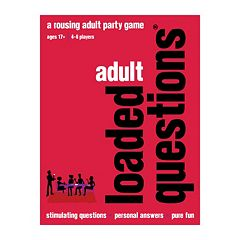 Adult Loaded Questions Game by All Things Equal