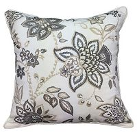 Dharma Floral Throw Pillow