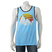 Men's Urban Pipeline® Gradient Sunset Tank Top