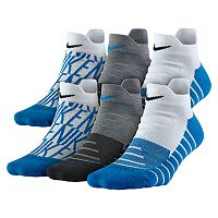Nike 6-pk. Women's GFX Dri-FIT Low-Cut Cushioned Training Socks