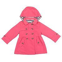 Toddler Girl OshKosh B'gosh® Lightweight Double-Breast Jacket
