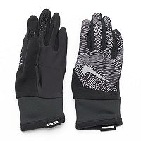 Nike Women's Printed Waves Therma-FIT Elite Running Gloves