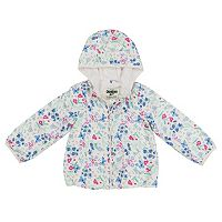 Toddler Girl OshKosh B'gosh® Lightweight Floral Jacket