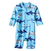 Baby Boy Carter's Shark One-Piece Rashguard