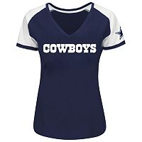 Plus Size Dallas Cowboys Tee