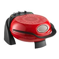 Gourmia 12-in. Countertop Crispy Crust Pizza Maker