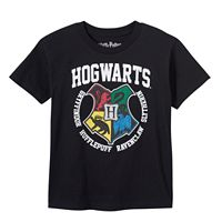 Boys 4-7 Harry Potter Hogwarts House Graphic Tee