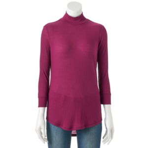 Women's SONOMA Goods for Life™ Essential Mockneck Tee