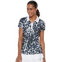 Women's FILA SPORT® Floral Print Tennis Polo