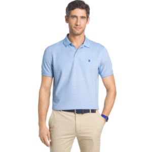 Men's IZOD Solid Oxford Advantage Polo
