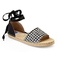REED Espadrille Sandals
