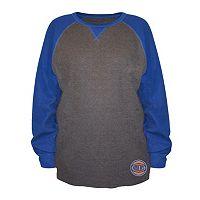 Big & Tall Majestic New York Knicks Raglan Thermal Tee