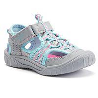 OshKosh B'gosh® Toddler Girls' Bungee-Laced Shoes