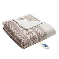 Woolrich Anderson Oversized Heated Throw