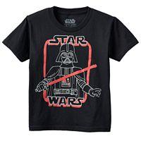 Boys 4-7 Star Wars Darth Vader Graphic Tee