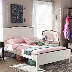 Baxton Studio Harry Platform Bed by