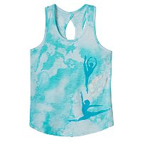 Girls 7-16 & Plus Size SO® Keyhole Cutout Tank Top