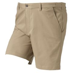 Big & Tall Croft & Barrow True Comfort Classic-Fit Flat-Front Shorts