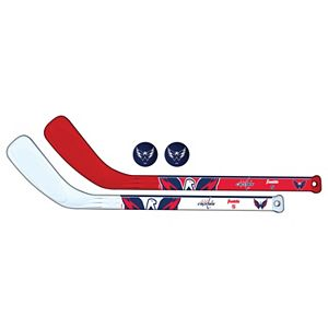 a02eb4055 Franklin Washington Capitals 48-Inch Right Hand Street Hockey Stick. Sale