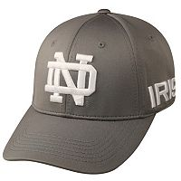 Youth Top of the World Notre Dame Fighting Irish Bolster Mesh Cap