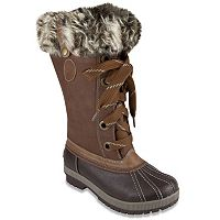 London Fog Melton 2 Women's Winter Duck Boots