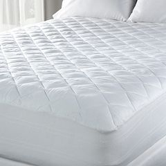 Eddie Bauer 300 Thread Count Premium Cotton Mattress Pad by