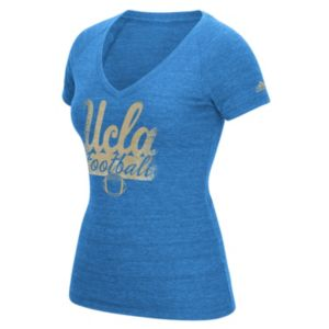 Women's adidas UCLA Bruins Football Tee