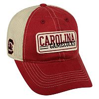 Adult Top of the World South Carolina Gamecocks Patches Adjustable Cap