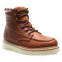 Wolverine Men's 6-in. Moc-Toe Work Boots