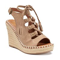 SO® Drift Women's Wedge Sandals