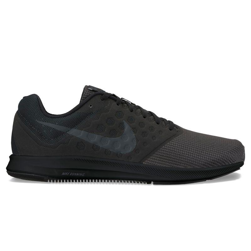 Nike Downshifter 7 Men's Running Shoes, Size: 7 4E, Black thumbnail