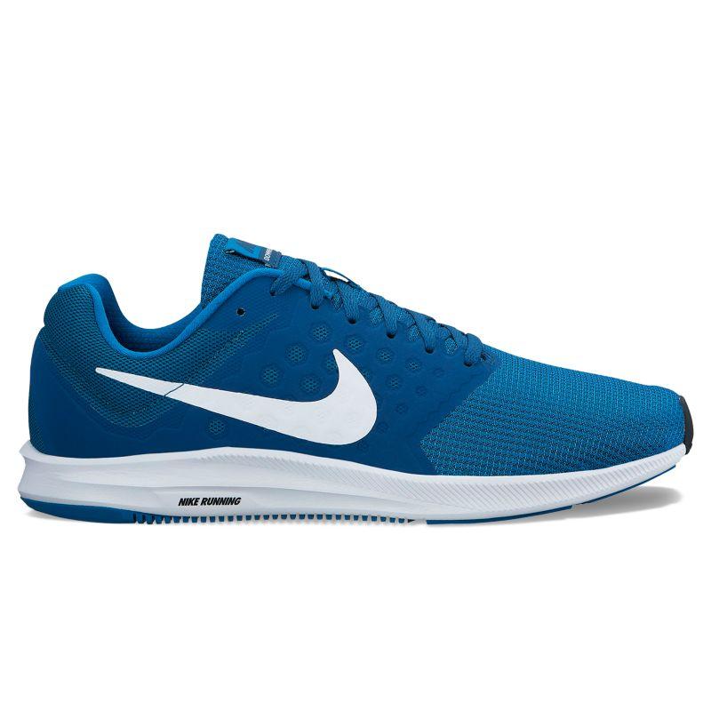 Nike Downshifter 7 Men's Running Shoes, Dark Green thumbnail
