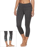 Women's Gaiam Om Renew Capri Yoga Leggings