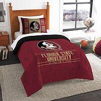 Florida State Seminoles Modern Take Twin Comforter Set by Northwest