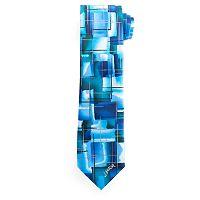 Big & Tall Jerry Garcia Extra-Long Tie & Collector's Pin Set