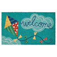 Mohawk® Home Summer Kite ''Welcome'' Coir Doormat - 18'' x 30''