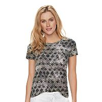 Women's SONOMA Goods for Life™ Essential Print Tee